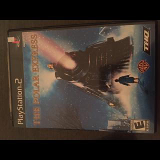 The Polar Express (Sony PlayStation 2, 2004)