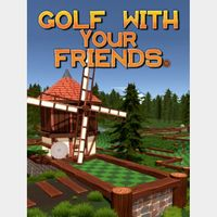 Golf With Your Friends + Caddypack DLC + OST
