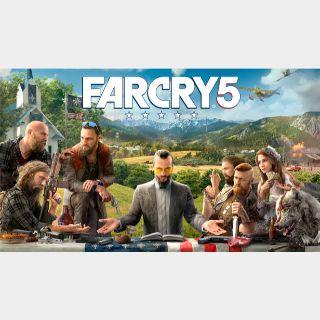 Far Cry 5 [PC] - Europe CD Key