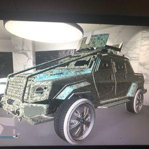 Vehicle | Modded insurgent