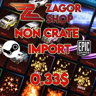 NCI 400x   (Non Crate Import) - (Trade-Up Items)   400x