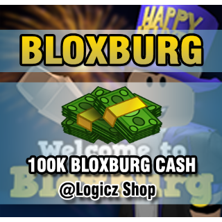 Other | 100K Bloxburg Cash