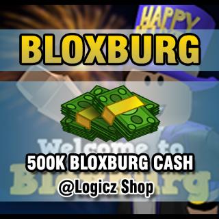 Other | 500K Bloxburg Cash