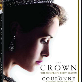 The Crown The Complete First Season DVD