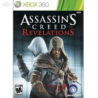 Assasin's Creed Revelations XBox 360
