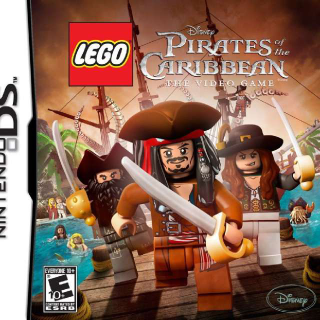 Lego Disney's Pirates of The Caribbean The Video Game