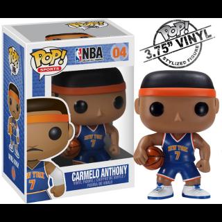 Pop! Sports NBA Carmelo Anthony 04