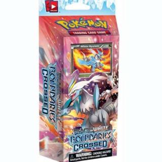 Pokemon Black & White Boundaries Crossed Trading Cards