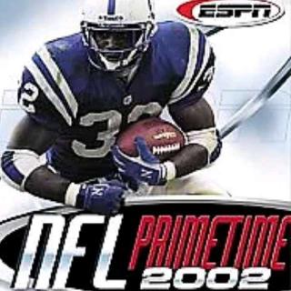 Xbox ESPN NFL Prime Time 2002