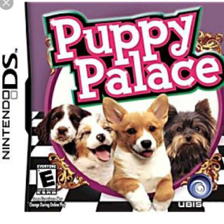 Nintendo DS Puppy Palace