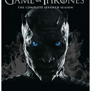 Game of Thrones 5 Disc DVD Set The Complete Seventh Season