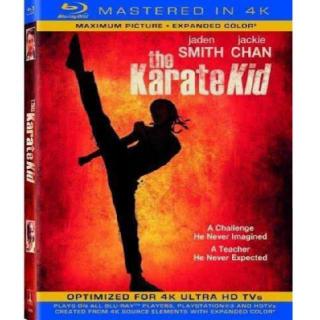 The Karate Kid Blu-ray Mastered in 4K