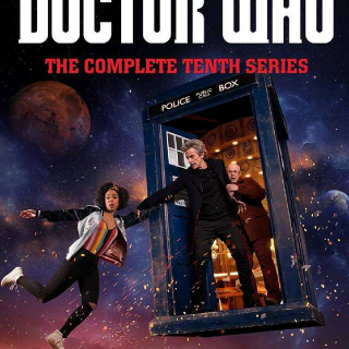 BBC Doctor Who The Complete Tenth Series DVD