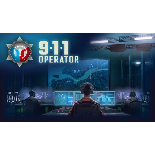 911 Operator + Special Resources DLC (Steam Key - Instant)