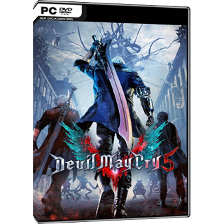 Devil May Cry 5 PC STEAM GLOBAL KEY INSTANT