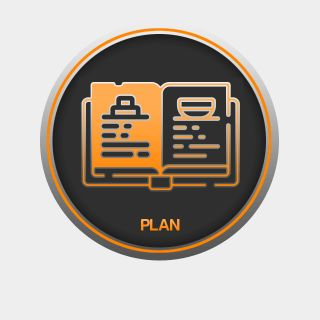 Plan | Camo Backpack