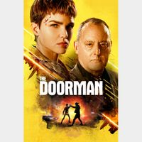 The Doorman HDX Vudu  movieredeem.com