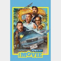 Impractical Jokers: The Movie HD MA