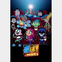 Teen Titans Go! To the Movies HD MA