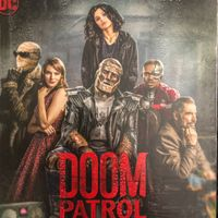 Doom Patrol Season 1 first season HDX Vudu..Instant Delivery..