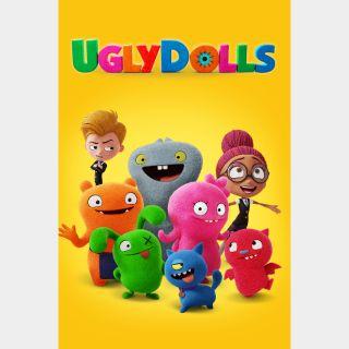 UglyDolls 4K Itunes only