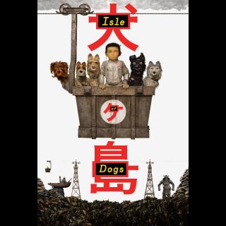Isle of Dogs HD MA