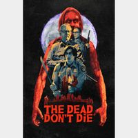 The Dead Don't Die HD MA