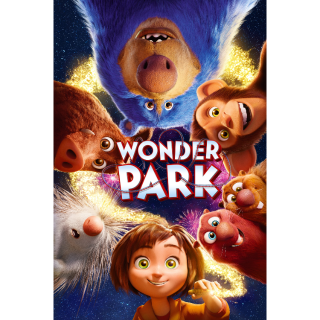 Wonder Park FULL CODE..this is vudu and itunes redeem,,2 redeems,,Full code