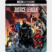 Justice League 4K MA