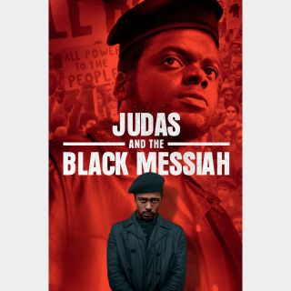 Judas and the Black Messiah HD MA  Auto Delivery watch now