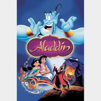 Aladdin FULL HD MA code with points ..Instant delivery