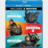 How to train your dragon 3 film trilogy HD MA Auto Delivery, Watch Now