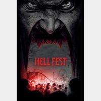 Hell Fest HD Vudu