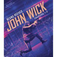 john wick 1-2-3 collection HDX Vudu