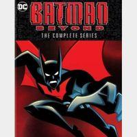 Batman Beyond HDX Vudu