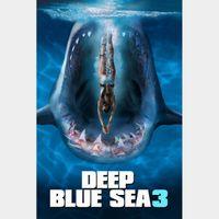 Deep Blue Sea 3 HD MA