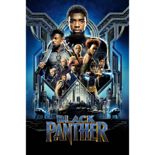 Black Panther HD MA split with points