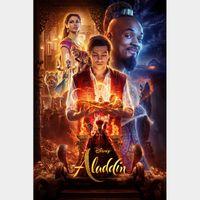 Actual Code HD Googleplay redeem Aladdin Live