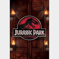 Jurassic Park HD MA  Instant delivery