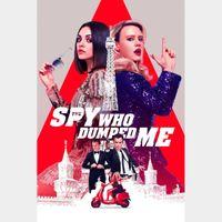 The Spy Who Dumped Me HD Vudu