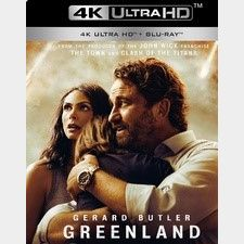 Greenland 4K Itunes only  Instant delivery watch now
