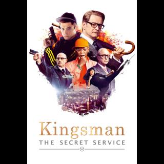 Kingsman: The Secret Service HD MA