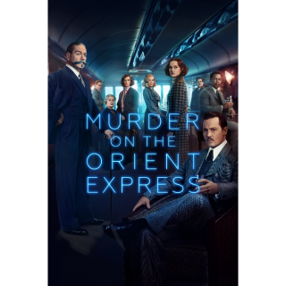 Murder on the Orient Express HD MA