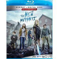 The New Mutants HD MA Split CODE