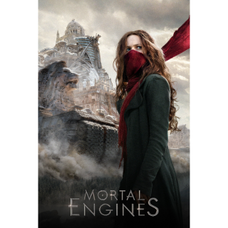 Mortal Engines HD MA code.. Automatic Delivery .