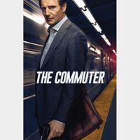 The Commuter HDX Vudu or movieredeem.com