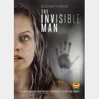 The Invisible Man HD MA/ HDX VUdu