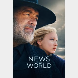 News of the World HD MA/vudu instant delivery