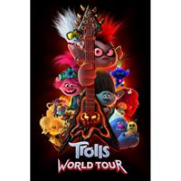 Trolls World Tour HD  MA. Plus universal points