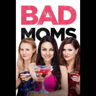 Bad Moms HD MA